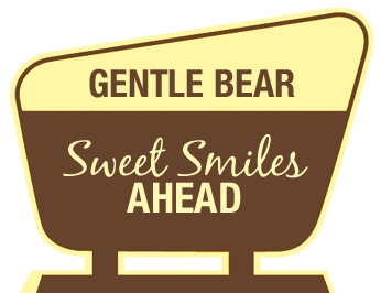 Gentle Bear-Sweet Smiles Ahead